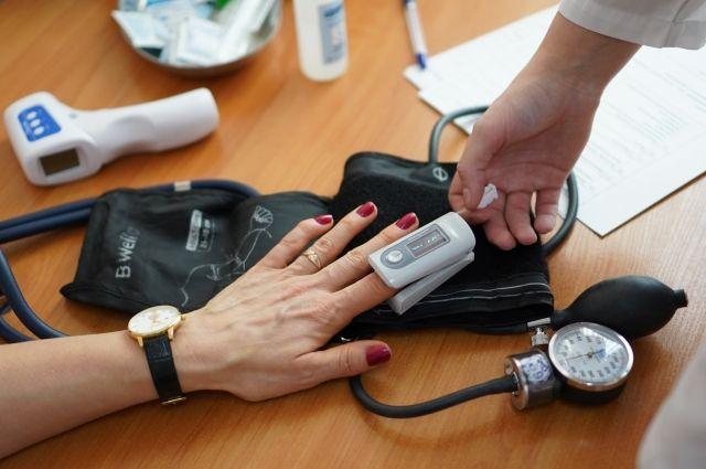 Амбулаторно-ковидные центры действуют на базе 12 медучреждений региона.