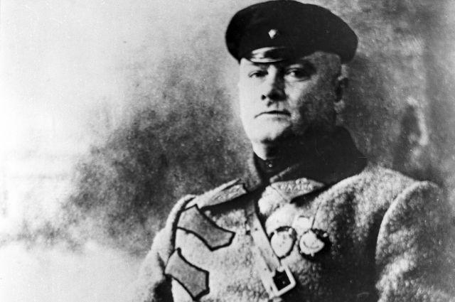Григорий Иванович Котовский.