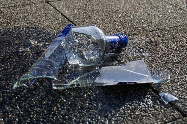 На Ямале женщину убили стеклянной бутылкой