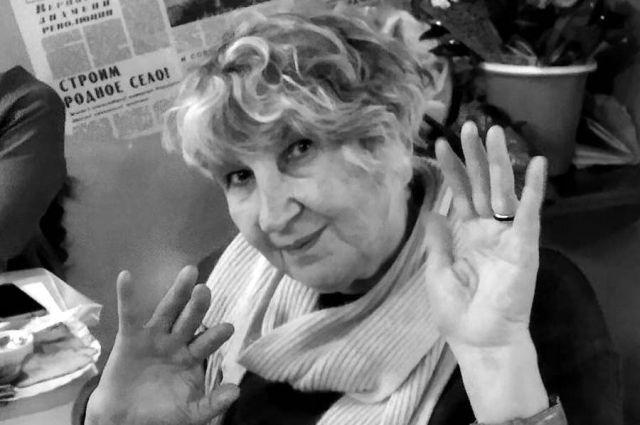 Дорида Сирак скончалась в возрасте 74 лет после продолжительной болезни.