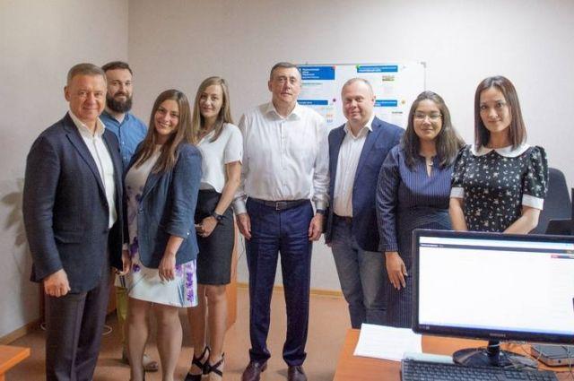 Муниципальный центр управления заработал на базе МКУ «Агентство по развитию города Южно-Сахалинска».