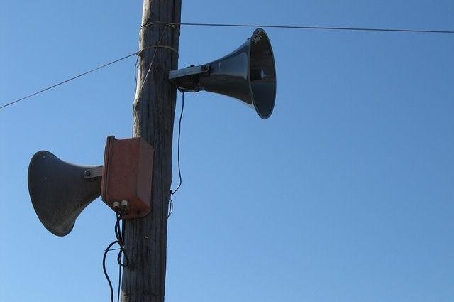 В Коми продолжается модернизация системы оповещения «Безопасный город».