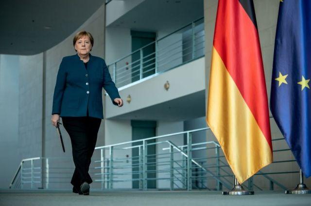 Меркель призвала Евросоюз вести прямой диалог с Россией