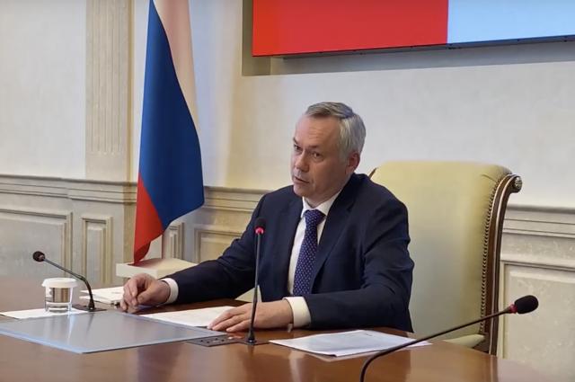 Андрей Травников призвал поставить точку в споре Новосибирска и Красноярска за звание главного города СФО.