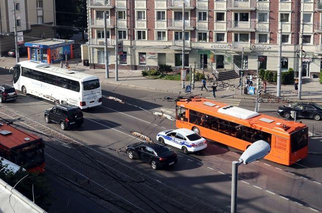 По нацпроекту в Калининградской области отремонтируют автобусные остановки