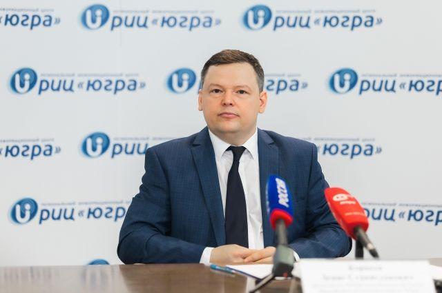 Денис Корнеев назвал особенность предстоящих выборов, связанную с санитарно-эпидемиологической ситуацией в Югре