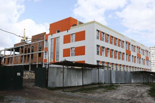 Открытие нового учебного заведения состоится 1 сентября этого года