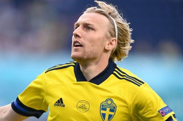 Лидер сборной Швеции прокомментировал предстоящую игру против Украины