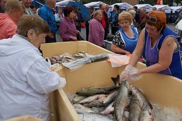 Ассортимент свежевыловленной рыбы, которую в рамках проекта могут поставить для жителей рыбопромышленные компании, во многом определяется сезонностью