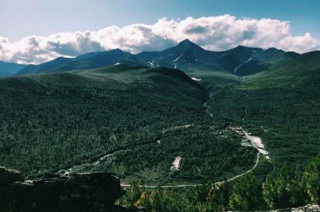 Гора вызывает большой интерес у туристов