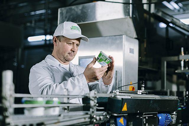 Качество продукции постоянно контролируется специалистами.