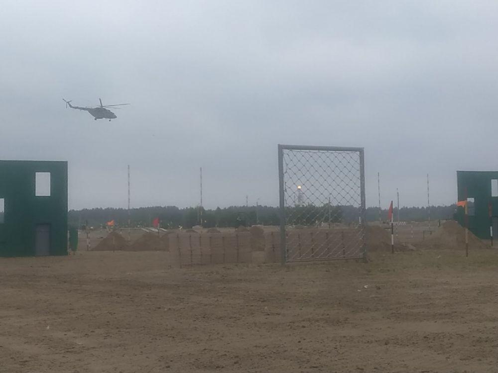 Финал конкурса АрМИ-2021 по дисциплине «Безопасный маршрут», Тюмень - 2021.