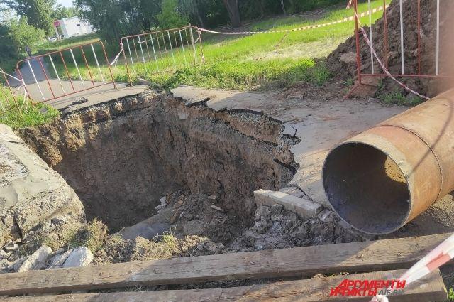 Ремонт повреждений, выявленных при испытаниях, почти закончили. Осталось несколько участков, которые планируется отремонтировать в ближайшее время.