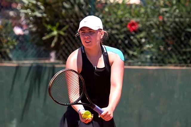 Теннисистка из Калининграда завоевала золото чемпионата Европы спорта глухих