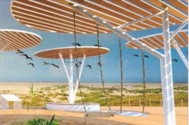 В Зеленоградске хотят расширить парк «Плантаже»