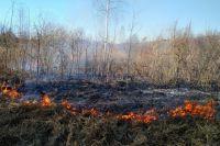 Частые причины пожаров – неосторожность оренбуржцев при обращении с огнем.