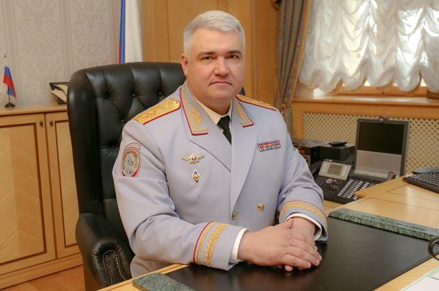 Михаил Черников.