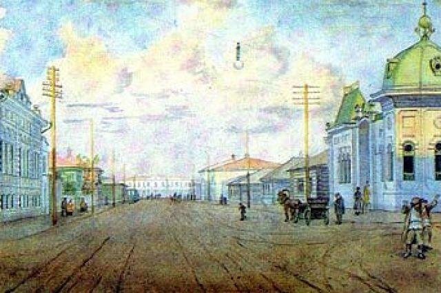 По центральным улицам Челябинска в 1911 году начали прокладывать водопровод.