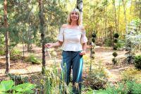 Ландшафтный дизайнер Людмила Рязанцева рассказала, как гармонично обустроить круглогодичный сад.