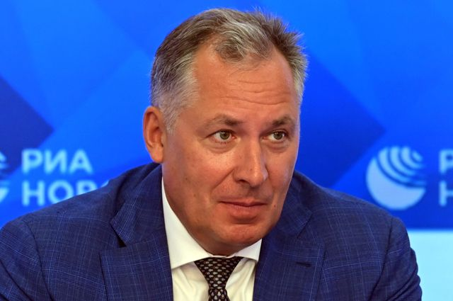 Станислав Поздняков, президент Олимпийского комитета России.