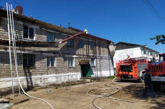 В настоящее время на месте происшествия определяется объём необходимых ремонтных работ.