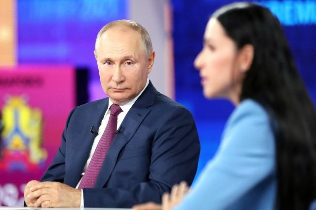 Путин пообещал разобраться с выплатами на детей в Астраханской области