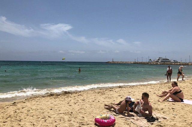 Несмотря на трудности, с которыми столкнулись, туристы отдыхом довольны