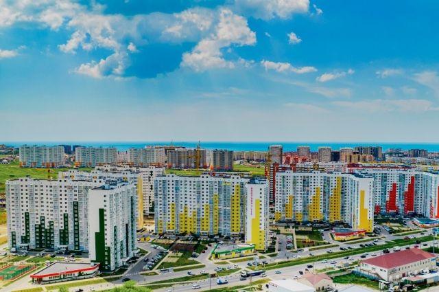 Предполагается, что численность нового микрорайона составит 25-30 тысяч жителей.