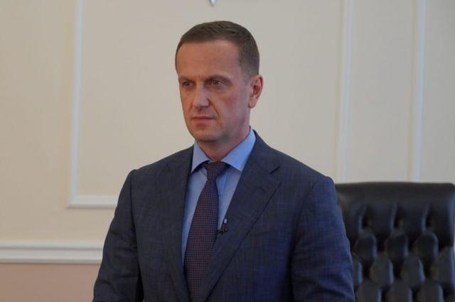 Глава города вернулся на работу 1 июля.