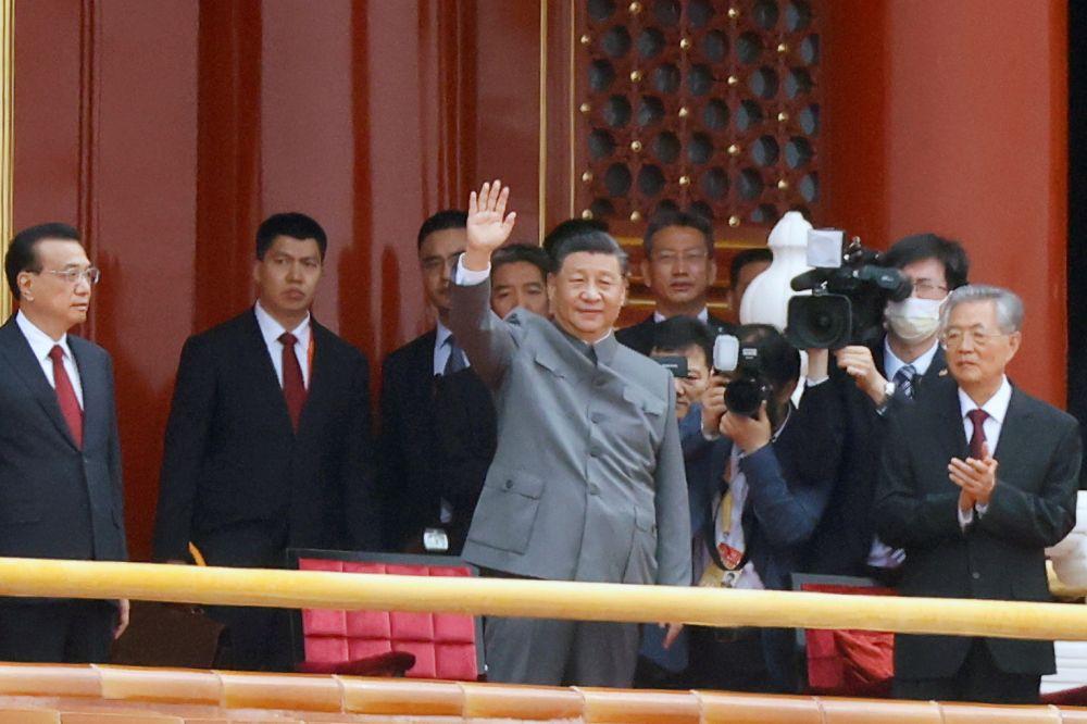 Председатель КНР, генеральный секретарь ЦК КПК Си Цзиньпин