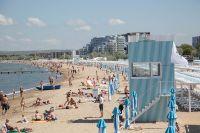 Пляжи российских курортов переполнены