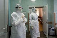 В ГКБ №25 Новосибирска и Обской центральной городской больнице развернули 350 коек.