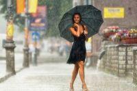 Июль дебютирует ливнями: синоптик рассказала о погоде в ближайшие дни