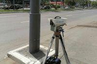 В Оренбуржье разыскивают второго участника «нападения» на камеру видеофиксации нарушений ПДД.