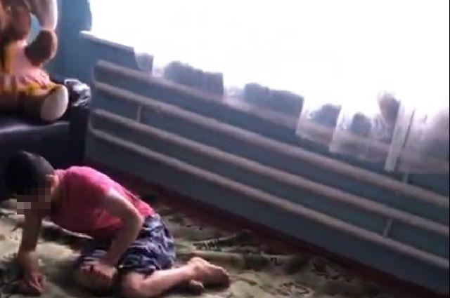 Детский омбудсмен побывала в интернате и выложила видео в Сети