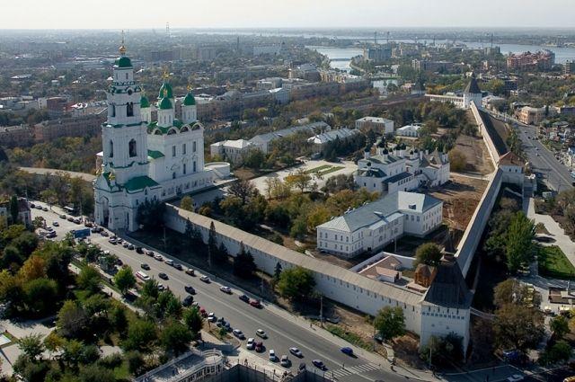 Астрахань брал Как завоевание устья Волги сделало Россию империей