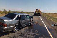 ДТП случилось недалеко от села Кумак.