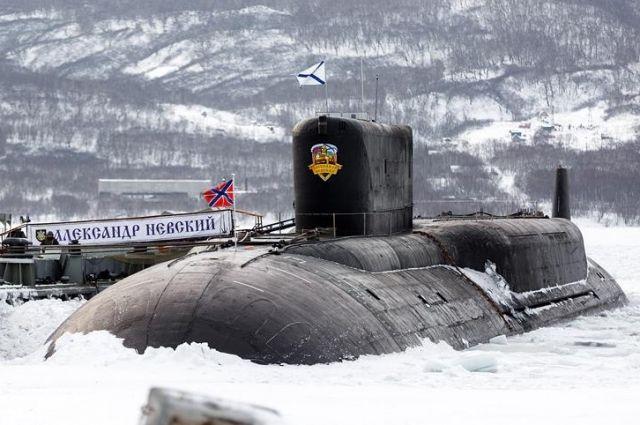 Российская атомная подводная лодка стратегического назначения 4-го поколения К-550 «Александр Невский», названа в честь знаменитого русского полководца, великого князя Александра Ярославича Невского.