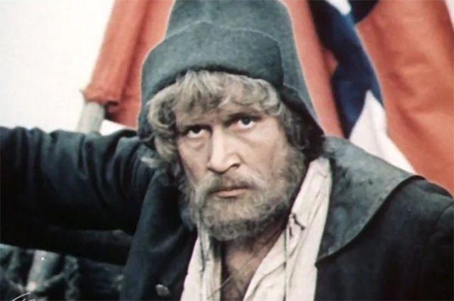 Борис Невзоров в роли Ивана Рябова, «Россия молодая», 1981 год.