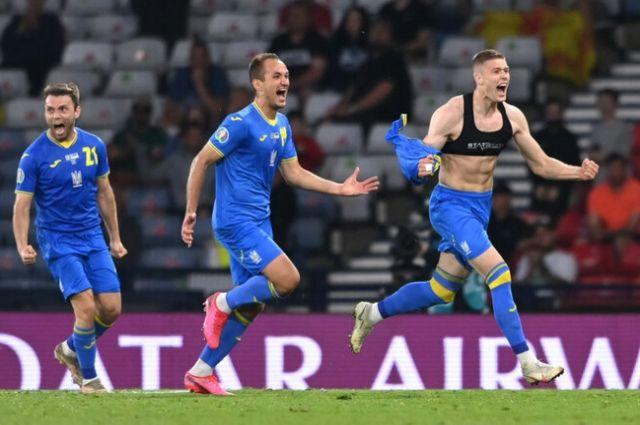 Скважину назвали в честь победы Украины над Швецией