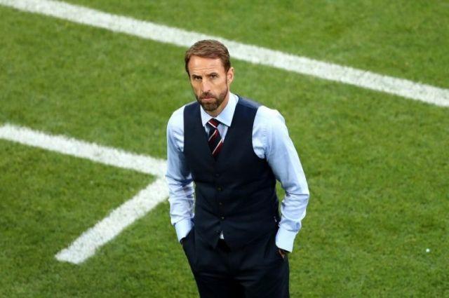 Тренер сборной Англии прокомментировал предстоящий матч против Украины