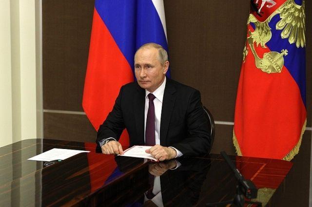 Путин посмертно наградил сочинских судебных приставов