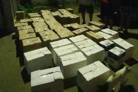 Оренбуржец пытался провезти в «Патриоте» более 500 литров контрафактного алкоголя