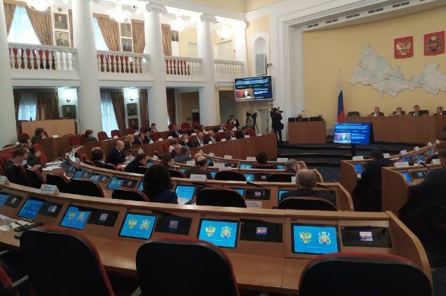 Сформирован список кандидатов на выборы в Заксоб Оренбургской области.