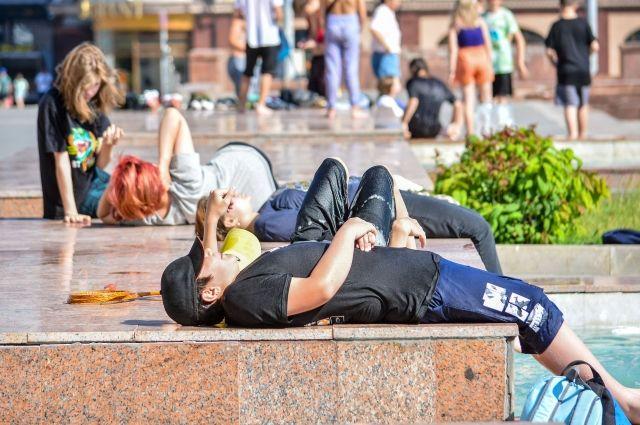 Погода даст оренбуржцам немного отдохнуть от жары.
