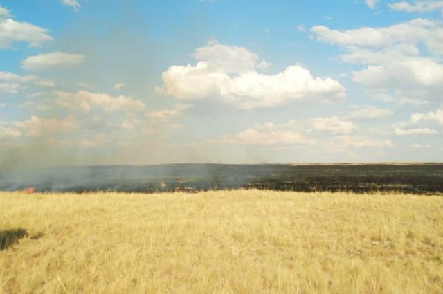 В Оренбуржье за сутки произошло 42 пожара.