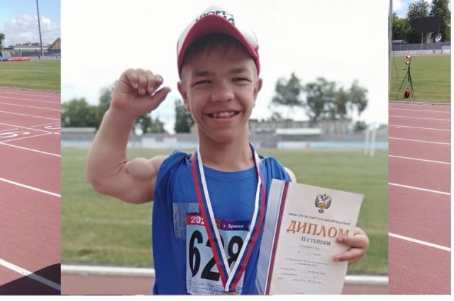 Островной спортсмен занял первое место в метании копья и второе место в толкании ядра.