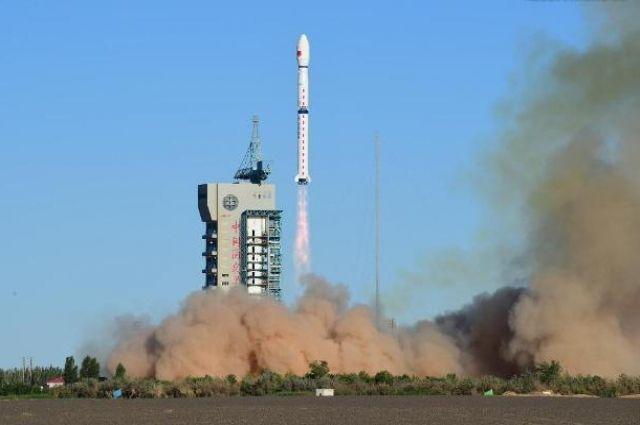 Китай вывел на орбиту новый спутник.