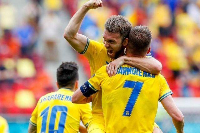 Евро-2020: названа сумма призовых сборной Украины