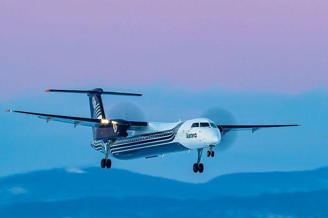 Частота полетов между Охой и материком увеличится с 30 июля.